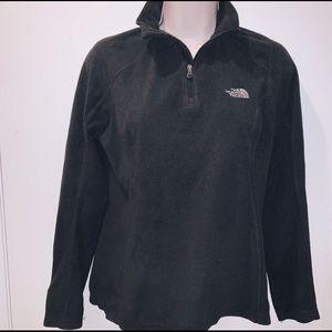 North Face Fleece in Black